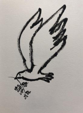 Colombe de la paix #250520